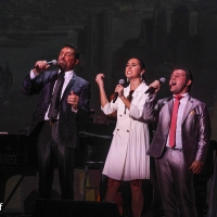 Photo Coverage: Clint Holmes, Veronica Swift, and Nicolas KIng Bring NEW YORK OLD FRI Photo