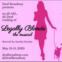 "BWW Feature: Deaf Broadway Works to Bring ""Truly Full Visual Entertainment for The  Photo"