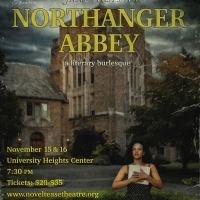 Gothic Horror Meets The Swingin' 60s In Noveltease Theatre's NORTHANGER ABBEY Photo