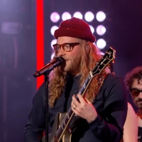 VIDEO: Watch Allen Stone Perform 'Sunny Days' on JIMMY KIMMEL LIVE
