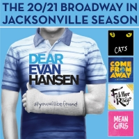 DEAR EVAN HANSEN to Headline Broadway in Jacksonville 2020-2021 Season; Full Schedule Photo