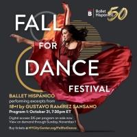 Ballet Hispánico To Perform In New York City Center's Digital Fall For Dance Festiva Photo