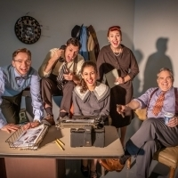 LAUGHTER ON THE 23RD FLOOR Opens At Saint Michael's Playhouse