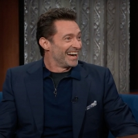 VIDEO: Hugh Jackman Warms Up His Voice for THE MUSIC MAN on Broadway! Photo