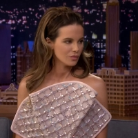 VIDEO: Kate Beckinsale Says She Looks Like Ryan Reynolds on THE TONIGHT SHOW!