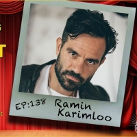 LISTEN: Ramin Karimloo Discusses His Journey to Broadway on THE THEATRE PODCAST WITH ALAN Photo