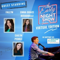 VIDEO: Joshua Turchin's THE EARLY NIGHT SHOW Features Fallyn, Emma Grace Berardelli, and C Photo