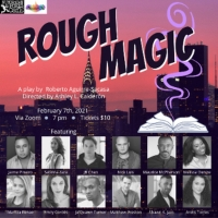 Nuyorican Poets Cafe Presents Online Performances of ROUGH MAGIC Photo