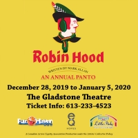 Producers Sarah and Matt Cassidy Announced 6th Annual Family Musical ROBIN HOOD is coming to Ottawa