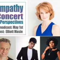 Adam Pascal, Kate Baldwin, Telly Leung and More Join Weekly Empathy Concert This Frid Photo