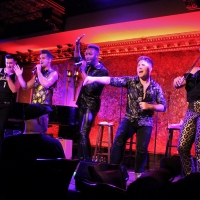 BWW Review: THE BOY BAND PROJECT Makes A Dazzling Debut At Feinstein's/54 Below Photo