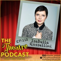 Podcast Exclusive: The Theatre Podcast With Alan Seales Presents Isabella Rossellini Photo
