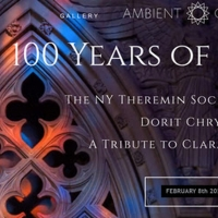 New York Theremin Society Releases 'THEREMIN 100'