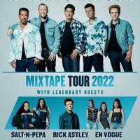 New Kids On The Block Announce THE MIXTAPE TOUR Coming in 2022 Photo
