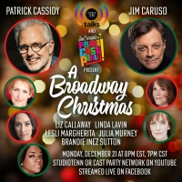 BWW Previews: Pajama Cast Party & Studio Tenn Present 'A BROADWAY CHRISTMAS' December Photo