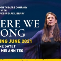 WHERE WE BELONG World Premiere Film Adaption Now Filming at Woolly Mammoth Theatre Company Photo
