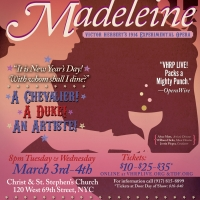 VHRP LIVE! Continues Its Sixth Season, With Victor Herbert's 1914 Experimental Opera MADELEINE