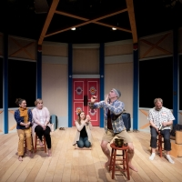 BWW Review: SMALL MOUTH SOUNDS at Virginia Repertory Company And Cadence Theatre Comp Photo