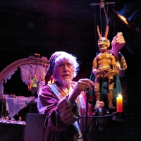 BWW Review: Traditional Marionettes Update the Scrooge Story in A CHRISTMAS CAROL, OY Photo