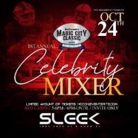 Magic City Classic Announces 1st Annual Celebrity Mixer