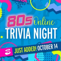 State Theatre New Jersey Presents '80s Online Trivia Night Photo