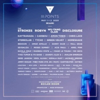 III Points Announces The Strokes, Robyn, & More!