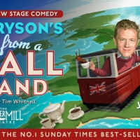 NOTES FROM A SMALL ISLAND Will Embark on UK Tour