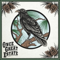 Southern Americana Band Once Great Estate Releases EVEN THE UNDERTAKER Album Photo