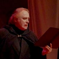 Lost Nation Theater Presents Founder Kim Allen Bent Performing Edgar Allan Poe Photo