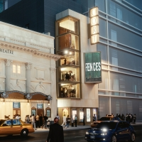 Shubert Organization Begins Major Work on the Cort Theatre Photo