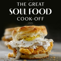 Discovery+ & OWN Announce THE GREAT SOUL FOOD COOK-OFF Photo