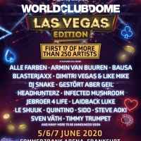 World Club Dome: Las Vegas Edition Announces First Wave of Artists Photo