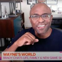 VIDEO: Wayne Brady Talks GAME OF TALENTS on TODAY SHOW