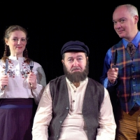 TEVYE SERVED RAW To Be Performed At Centenary Stage Company Photo