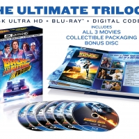 BACK TO THE FUTURE: THE ULTIMATE TRILOGY Heads To 4K Ultra HD, Blu-ray and DVD Photo