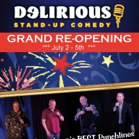 Delirious Comedy Club Offers Discounts To Hotel's Guests Visiting Las Vegas Photo