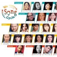 Telly Leung, Stafford Arima, Mariko Kojima and More Take Part in WESONGCYCLE Photo
