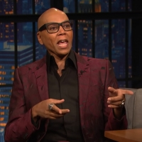 VIDEO: RuPaul Shares the Origin of His Name and Drag Persona on LATE NIGHT WITH SETH MEYERS