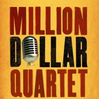 MILLION DOLLAR QUARTET is Coming to the Boch Center Shubert Theatre This October Photo