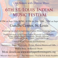6th Annual St. Louis Indian Music Festival Returns September 20-22 Photo