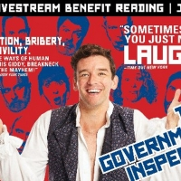 Red Bull Theater Continues Free Livestream Readings With THE GOVERNMENT INSPECTOR Sta Photo