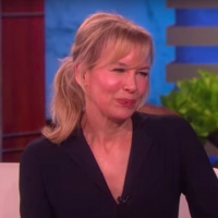 VIDEO: Renee Zellweger Tells ELLEN About Having Stage Fright During JUDY Photo