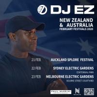 DJ EZ to Donate Tour Proceeds to Australian Bushfire Charities