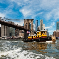 South Street Seaport Museum Announces Saturday Tugboat Rides On W.O. Decker Photo