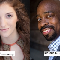 Analiese Puzon and Marcus D. Johnson Join Titan Theatre Company's Leadership Team.