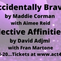 ACCIDENTALLY BRAVE and ELECTIVE AFFINITIES Will Be Performed by Actors Collaborative  Photo