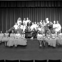Brunswick High School Players Present THE ADDAMS FAMILY Photo