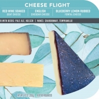 CELLO Launches New Seasonal Cheese Flights for Summer Photo