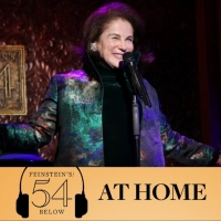 WATCH: Tovah Feldshuh in 'Aging is Optional' on #54BelowAtHome at 6:30pm! Photo