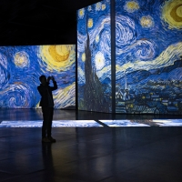 BWW REVIEW: VAN GOGH ALIVE-THE EXPERIENCE Brings The Multi-Sensory Exhibition Experie Photo